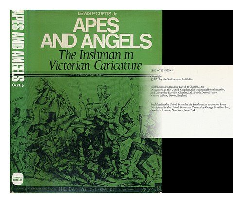 9780715352397: Apes and Angels: Irishman in Victorian Caricature