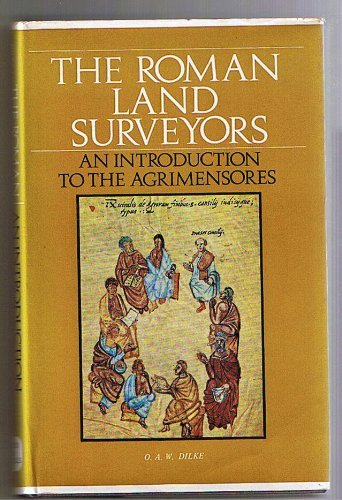 9780715352793: Roman Land Surveyors: Introduction to the Agrimensores