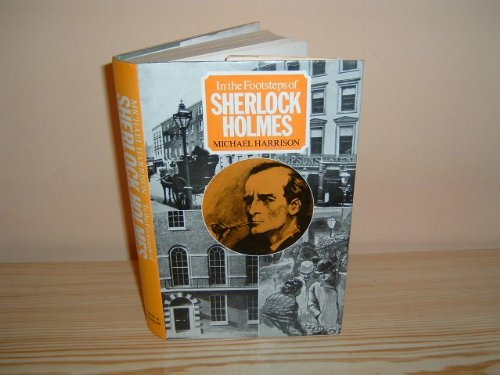 9780715353219: In the Footsteps of Sherlock Holmes