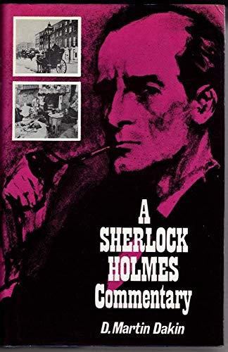 9780715354933: Sherlock Holmes Commentary