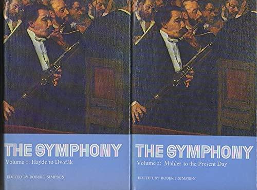 9780715355237: Symphony: Haydn to Dvorak v. 1