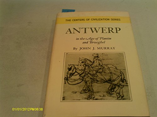 9780715355275: Antwerp in the Age of Plantin and Brueghel