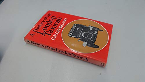 9780715356876: History of the London Taxicab