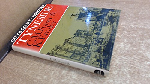 9780715357644: Tyneside (City and county histories)