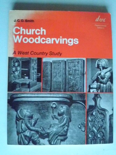 Church Woodcarvings West Country Study