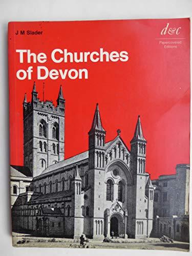 9780715359006: Churches of Devon