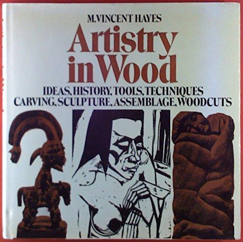 9780715359211: Artistry in Wood