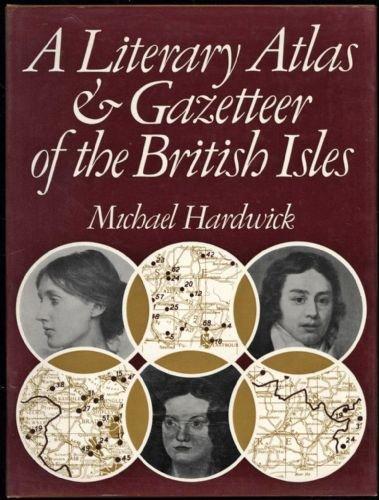 9780715359235: A literary atlas & gazetteer of the British Isles
