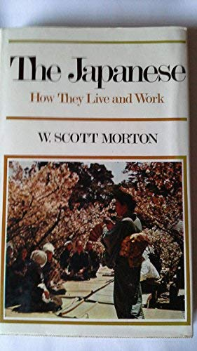9780715359686: The Japanese (How They Live & Work)