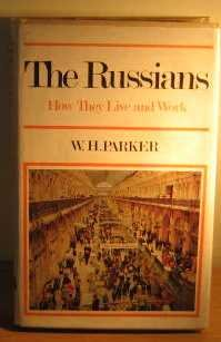 9780715359846: The Russians (How They Live & Work)