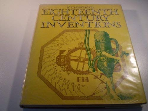 9780715360675: EIGHTEENTH CENTURY INVENTIONS