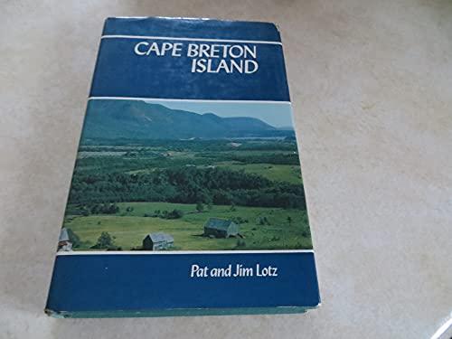 9780715360729: Cape Breton Island (Islands)