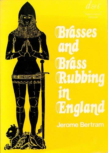 9780715361658: Brasses and Brass Rubbing in England
