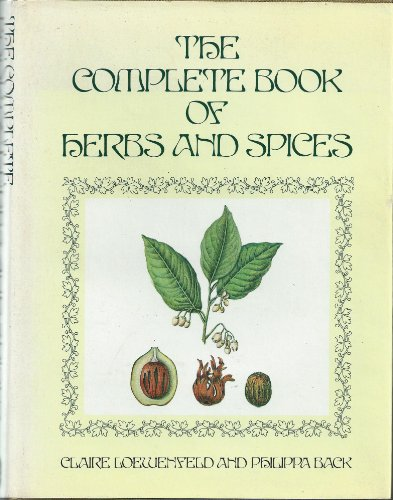9780715362518: Complete Book of Herbs and Spices