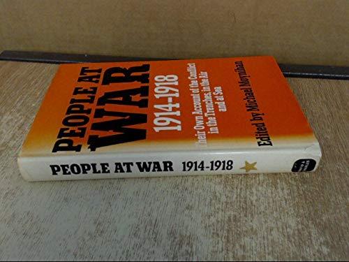 9780715362730: People at War 1914-18