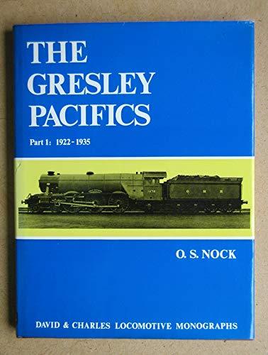 9780715363362: Gresley Pacifics: 1922-35 v. 1 (Locomotive Monograph)