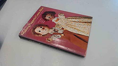 Making Puppets Come Alive: Method of Learning: Engler, Larry, Fijan,