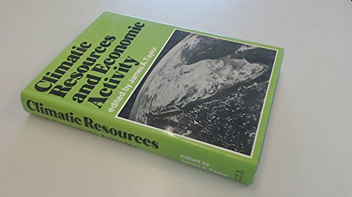 Climatic Resources and Economic Activity