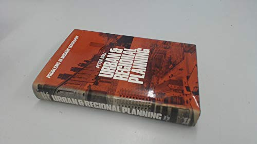 9780715364970: Urban and Regional Planning (Problems in modern geography)