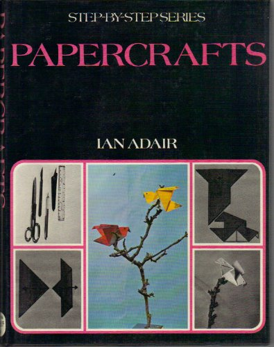 9780715366387: Papercrafts ([Step-by-step series])