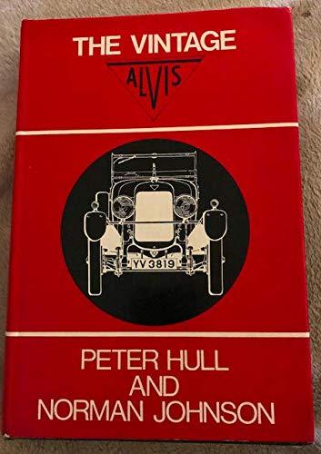 9780715366646: Vintage Alvis