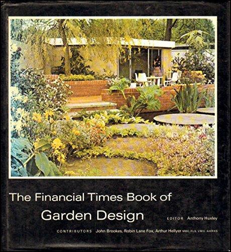 9780715367773: The Financial times book of garden design