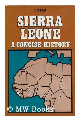 9780715368053: Sierra Leone: A Concise History
