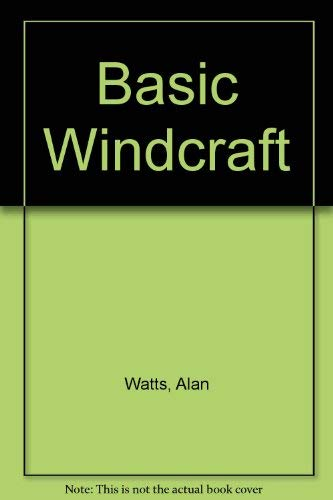 9780715370957: Basic Windcraft
