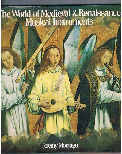 9780715372807: World of Mediaeval and Renaissance Musical Instruments