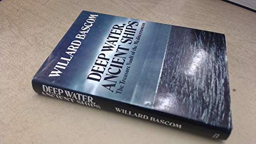 9780715373057: Deep water, ancient ships: The treasure vault of the Mediterranean