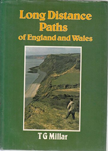 9780715373323: Long Distance Paths of England and Wales