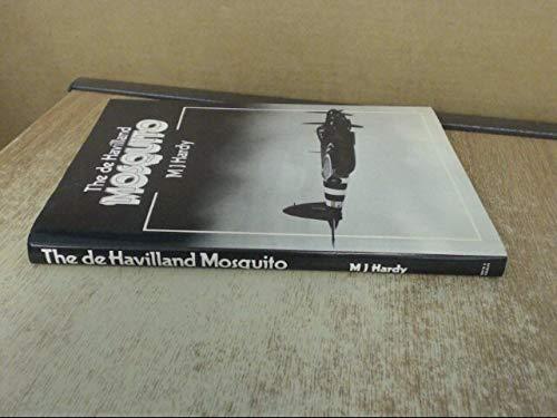 De Havilland Mosquito: M J Hardy