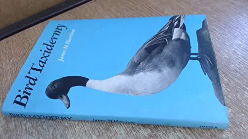9780715373729: Bird Taxidermy