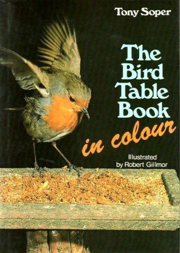 9780715374047: Bird Table Book in Colour