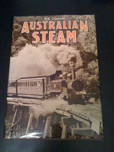 9780715376058: Australian Steam