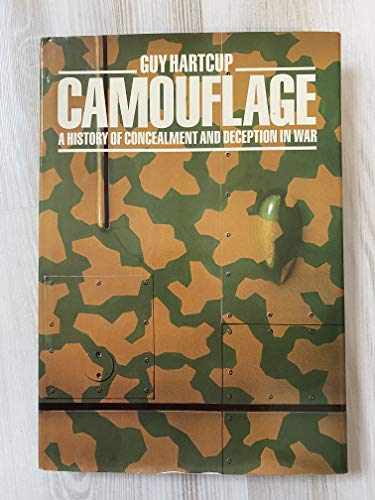 9780715377338: Camouflage: A History of Concealment and Deception in War