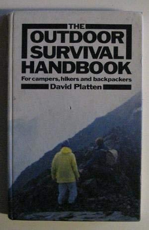 9780715377932: Outdoor Survival Handbook