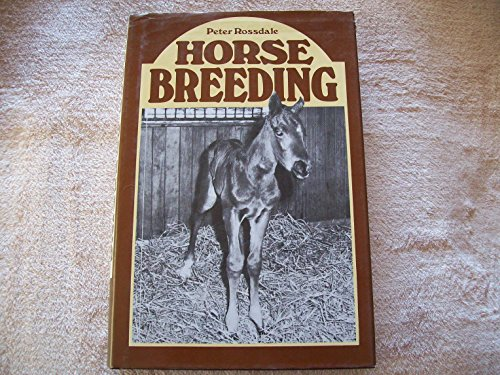 9780715379875: Horse Breeding