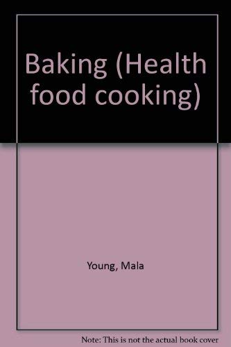 9780715380390: Baking (Health food cooking)