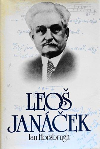 9780715380604: Leos Janacek