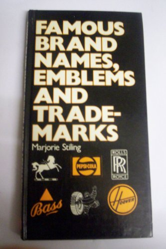 Famous Brand Names, Emblems and Trademarks: Stiling, Marjorie