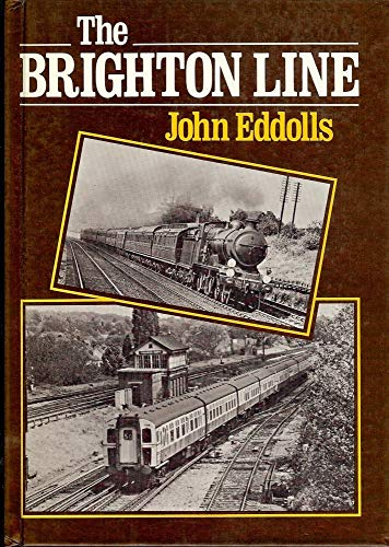 The Brighton Line (SCARCE HARDBACK FIRST EDITION SIGNED BY THE AUTHOR)