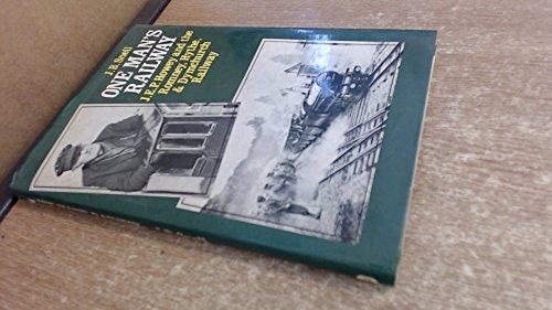 One Man's Railway: J.E.P.Honey and the Romney,: Snell, J.B.