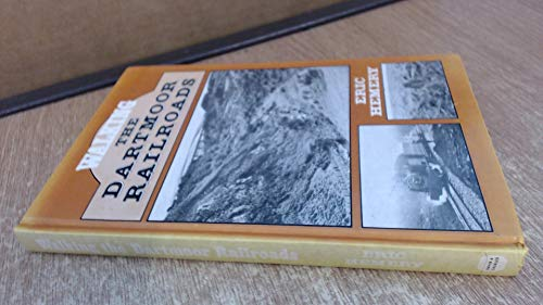 Walking the Dartmoor Railroads (9780715383483) by Eric Hemery