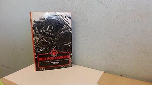 9780715383629: Red for Danger