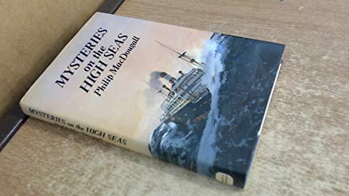 MYSTERIES ON THE HIGH SEAS: MacDougall, Philip