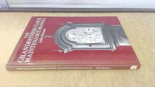9780715384381: Grandfather Clock Maintenance Manual