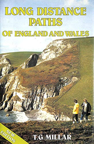 9780715385197: Long Distance Paths of England and Wales
