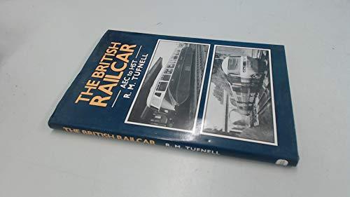 9780715385296: British Railcar, A.E.C.to H.S.T.