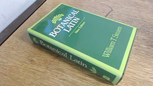 9780715385487: Botanical Latin: History, Grammar, Syntax, Terminology and Vocabulary (English and Latin Edition)